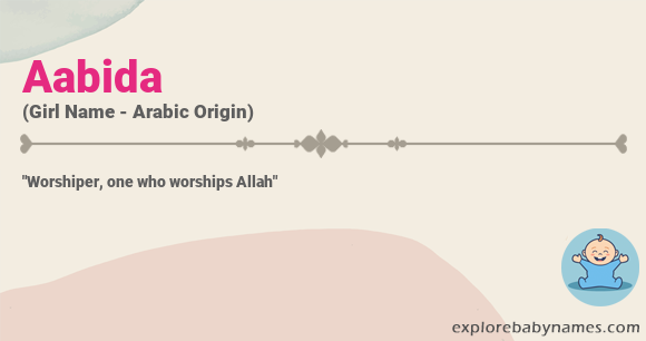 Meaning of Aabida