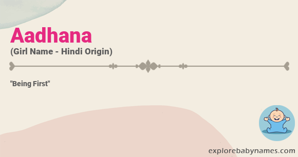 Meaning of Aadhana