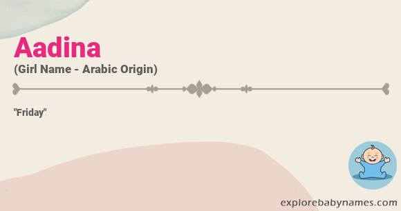 Meaning of Aadina