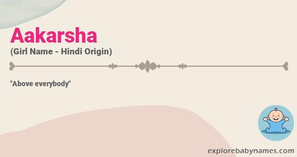 Meaning of Aakarsha