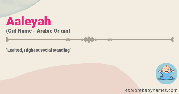 Meaning of Aaleyah