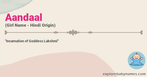 Meaning of Aandaal