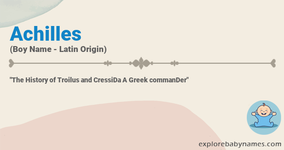 Meaning of Achilles