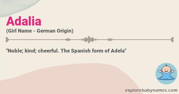 Meaning of Adalia