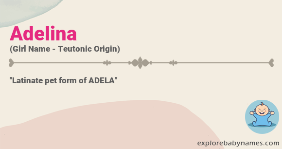 Meaning of Adelina