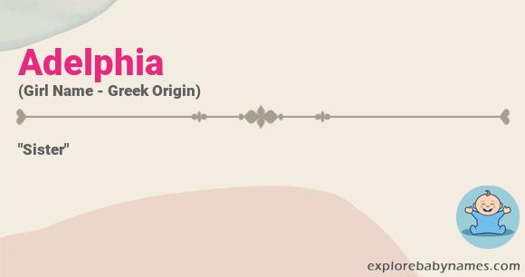 Meaning of Adelphia