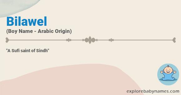 Meaning of Bilawel