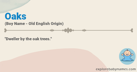 Meaning of Oaks
