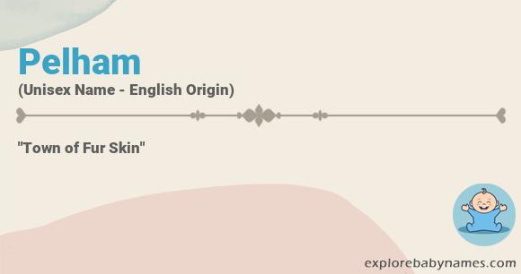 Meaning of Pelham