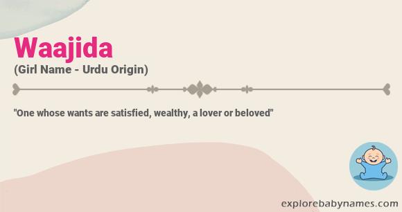 Meaning of Waajida