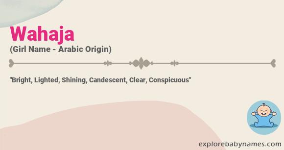 Meaning of Wahaja